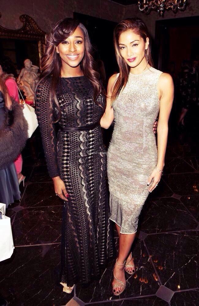 So lovely to see @NicoleScherzy yesterday ! Such a beautiful soul! Can't wait to see you KILL it in Cats!! ❤️❤️ http://t.co/OYP05KgPfn