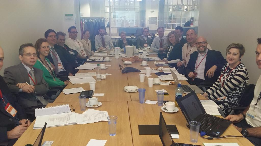 Data Advisory Group: first meeting