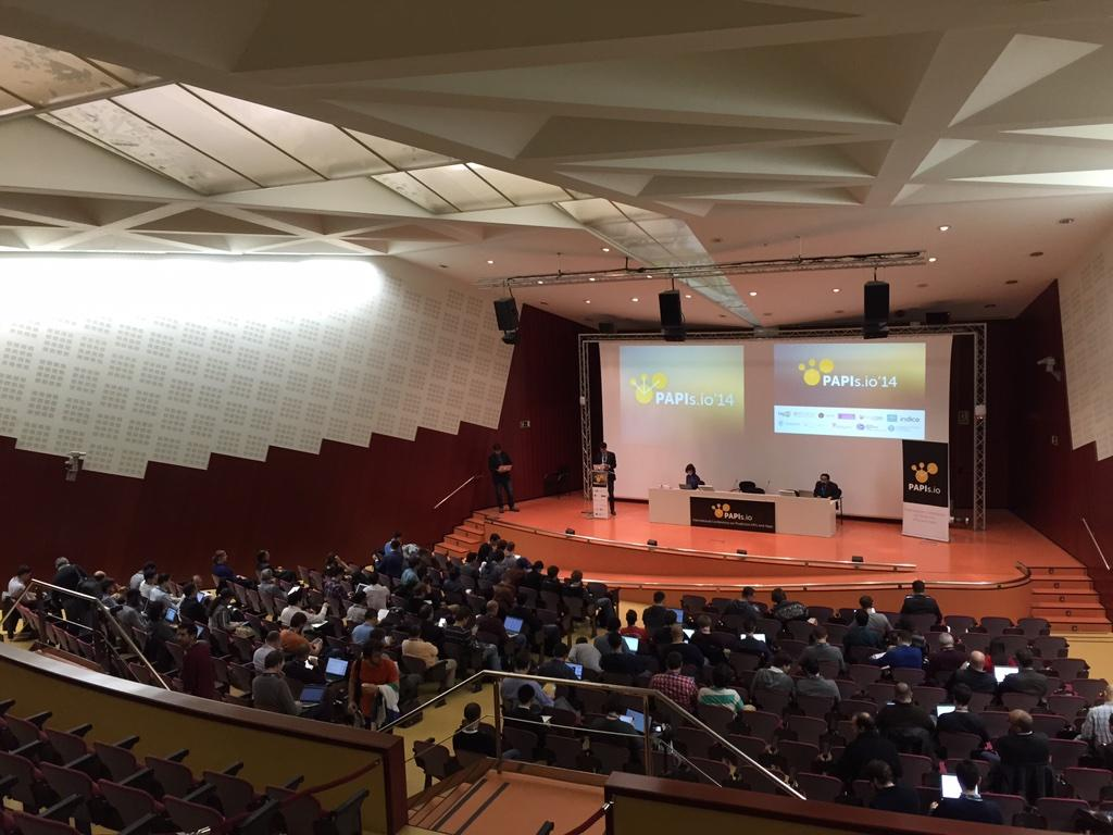 We're excited to be part of #papis2014 in #Barcelona. The 1st International Conference on Predictive APIs and Apps. http://t.co/Wr6FpHcZKd