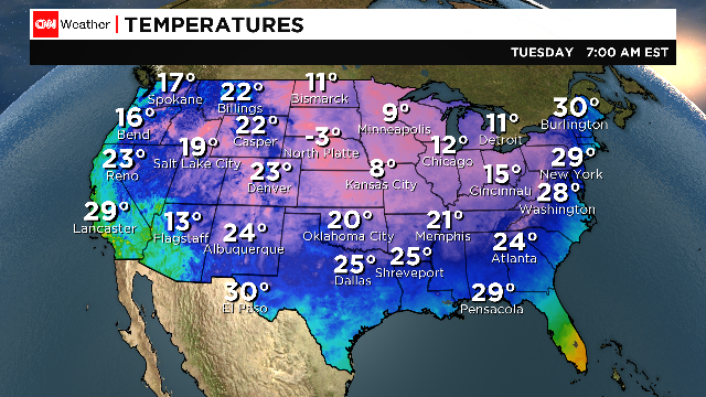 THIS IS COLD! It's below freezing somewhere in EVERY state this am. @IndraPetersons has details on @CNN http://t.co/gSxRwgN9mj