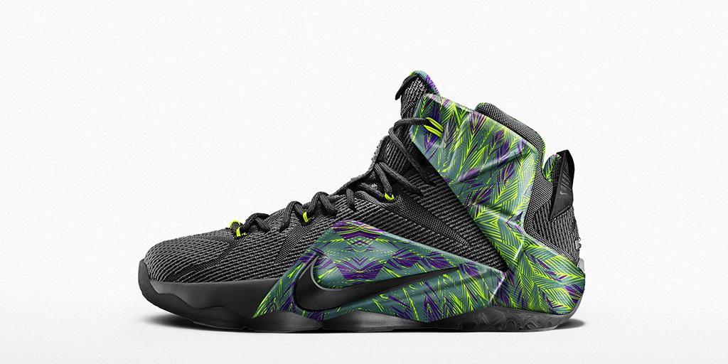 75b4cf97730a the instinct graphic hits the lebron 12 this saturday 1122 exclusively on  nikeid
