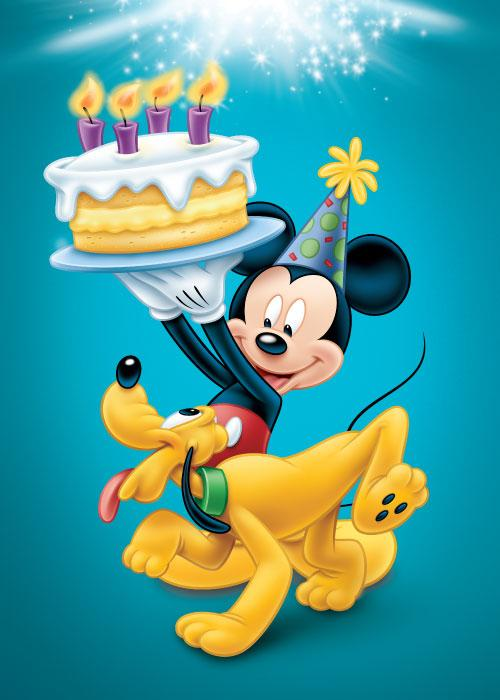 Disney Gift Card On Twitter Guess Who S Having A Birthday Today Mickey Mouse Wishing Happy Birthday