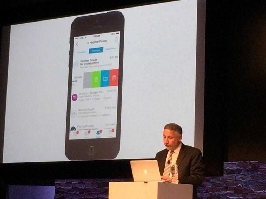 The Mobile UI for #IBMVerse looks slick (lookout #GoogleInbox, I think @IBM's got a better calendar) #NewWayToWork http://t.co/cwztPnzg1l