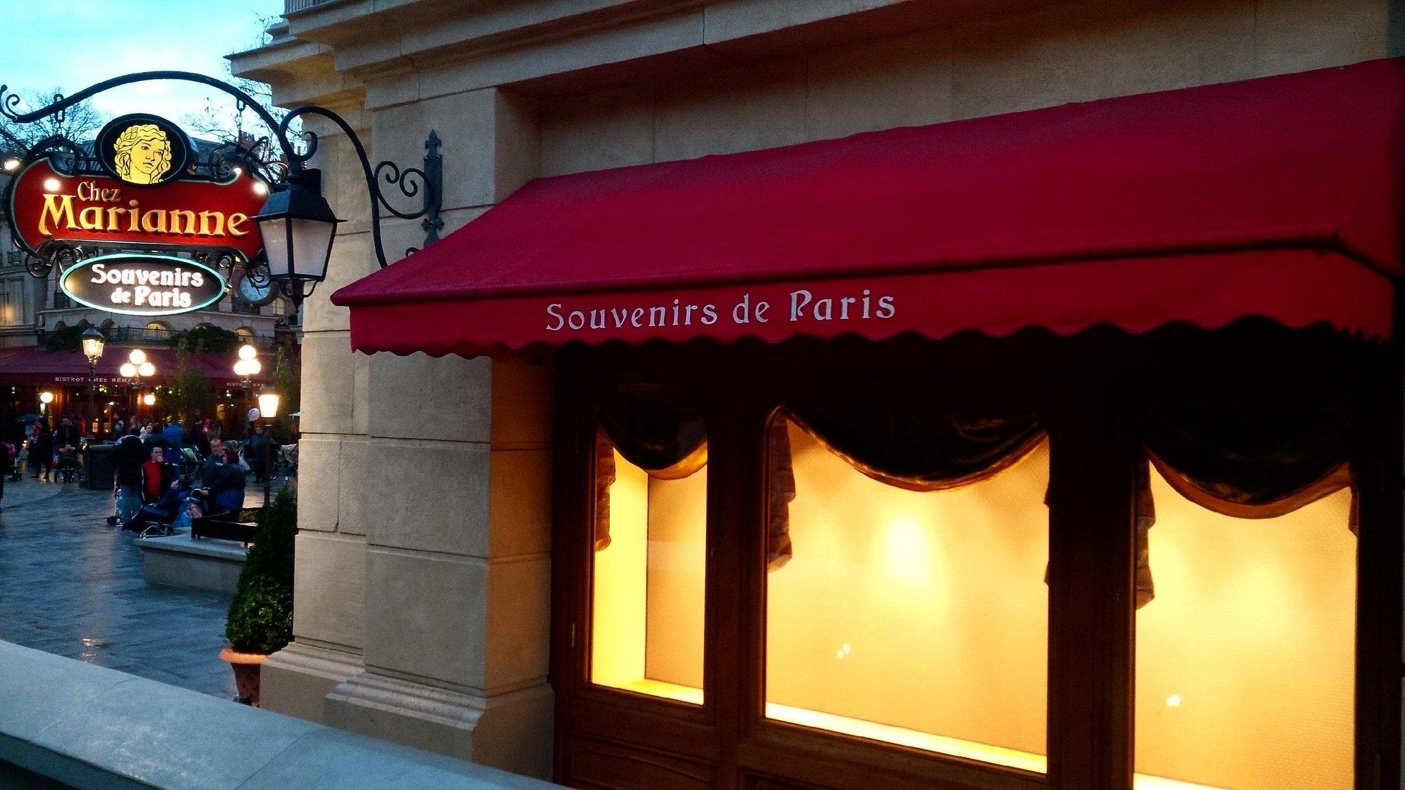 [Nouvelle Boutique - Toon Studio] Chez Marianne Souvenirs de Paris (28 novembre 2014) - Page 7 B2vOHJbIgAAodSO