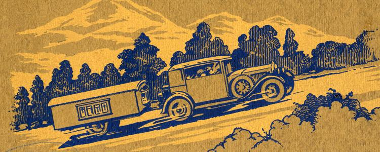 Thumbnail for Our #Top5 Caravan Builders of the 1920s