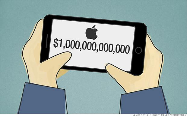 Apple is the most valuable company in the world. Next stop: iTrillion? http://t.co/YLzr54lvPb http://t.co/x3XbAvim69