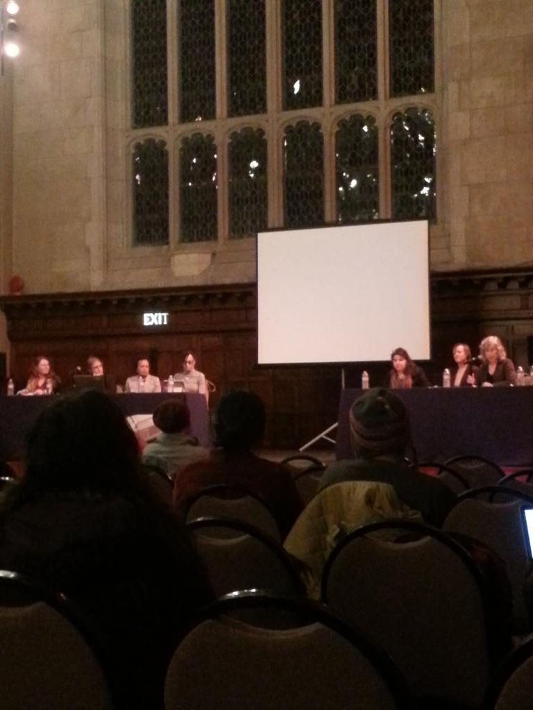 The panel for tonight's teach-in #bmcteachin #bmcbanter http://t.co/10MOPhSFi5