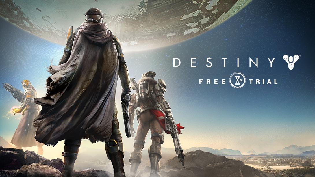 Destiny now offering free trial version | PlayStation 3 ...
