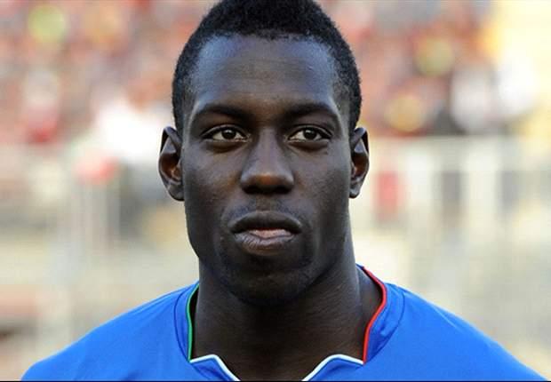 Okaka: esordio e gol in nazionale