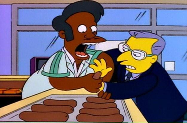 Apu Simpsons Quotes