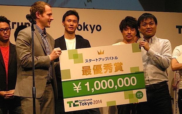 Circuit board printing startup @AgIC_Inc wins startup battle at TechCrunch Tokyo http://t.co/Wk8ouHvSNV http://t.co/iYn6f1V5Vj