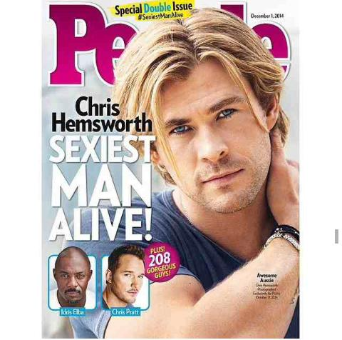 CHRIS HEMSWORTH IS OFFICIALLY THE SEXIST MAN ALIVE THIS IS SUCH A LEGIT TIME TO LIVE http://t.co/Iq5PSE9K23