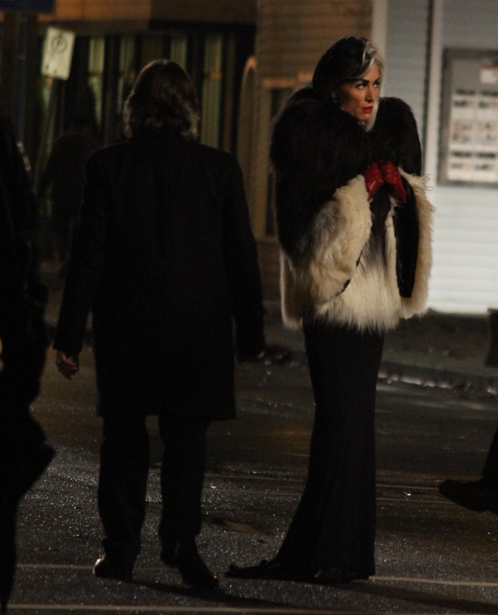 Lucifer Once Upon A Time: Once Upon A Time : Photos De Cruella DeVil Et Sa Voiture