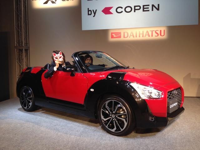 八王子さんとともに運転してるぜ!! #コペンX pic.twitter.com/Pu44LzZdak
