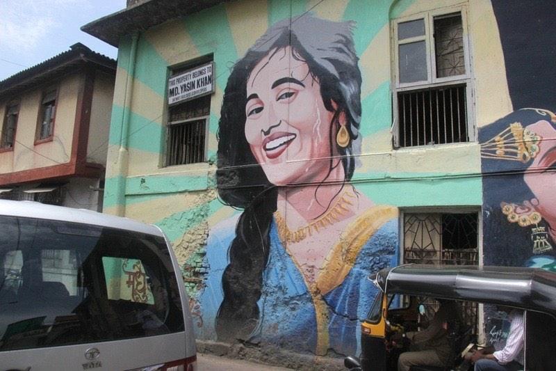 The street art of Bandra (Mumbai) http://t.co/fhEc9EvpHR http://t.co/i5Lm2jGrdP