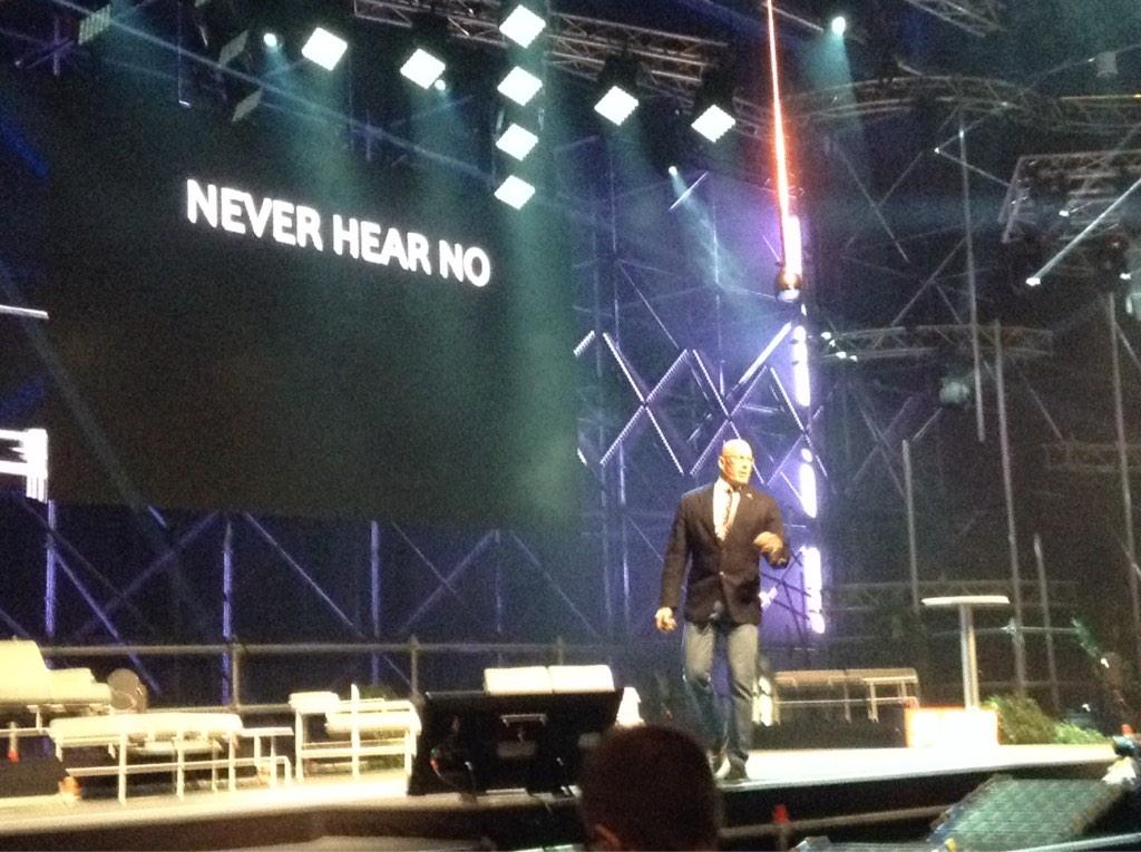 "#slush14 ""breaking the rules is pretty damn compelling here in #finland"" says Bruce Oreck http://t.co/vENhOTdpOH"