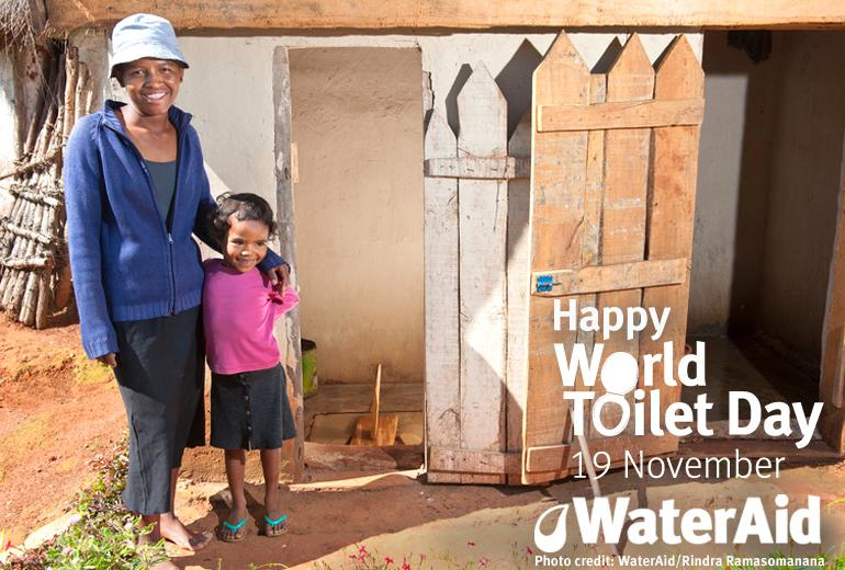 Happy #WorldToiletDay! In 2014, #Itsnojoke that 2.5bn people STILL don't have a toilet: http://t.co/0HkNrvgsz2 Pls RT http://t.co/aYuoWHRJE0
