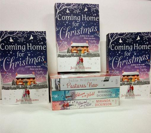As it's almost #Xmas, RT to WIN this box-set.10 to giveaway & 3 winners also get the new bestseller by @JCCWilliams http://t.co/111XVojTq6