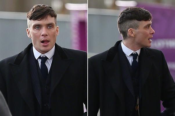 Haircut Thomas Shelby Peaky Blinders