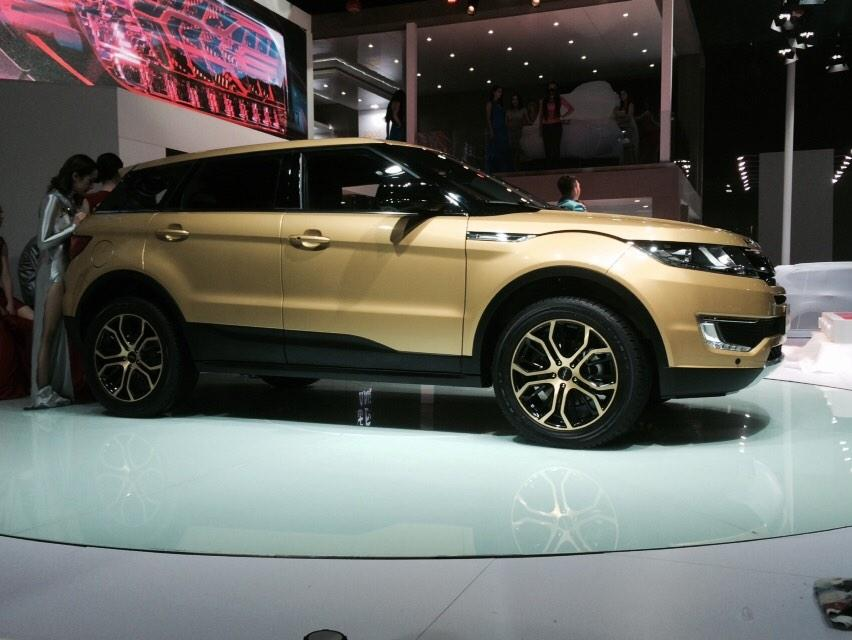 China Just Knocked Off The Range Rover Evoque And Jaguar Land Rover Is Not Happy