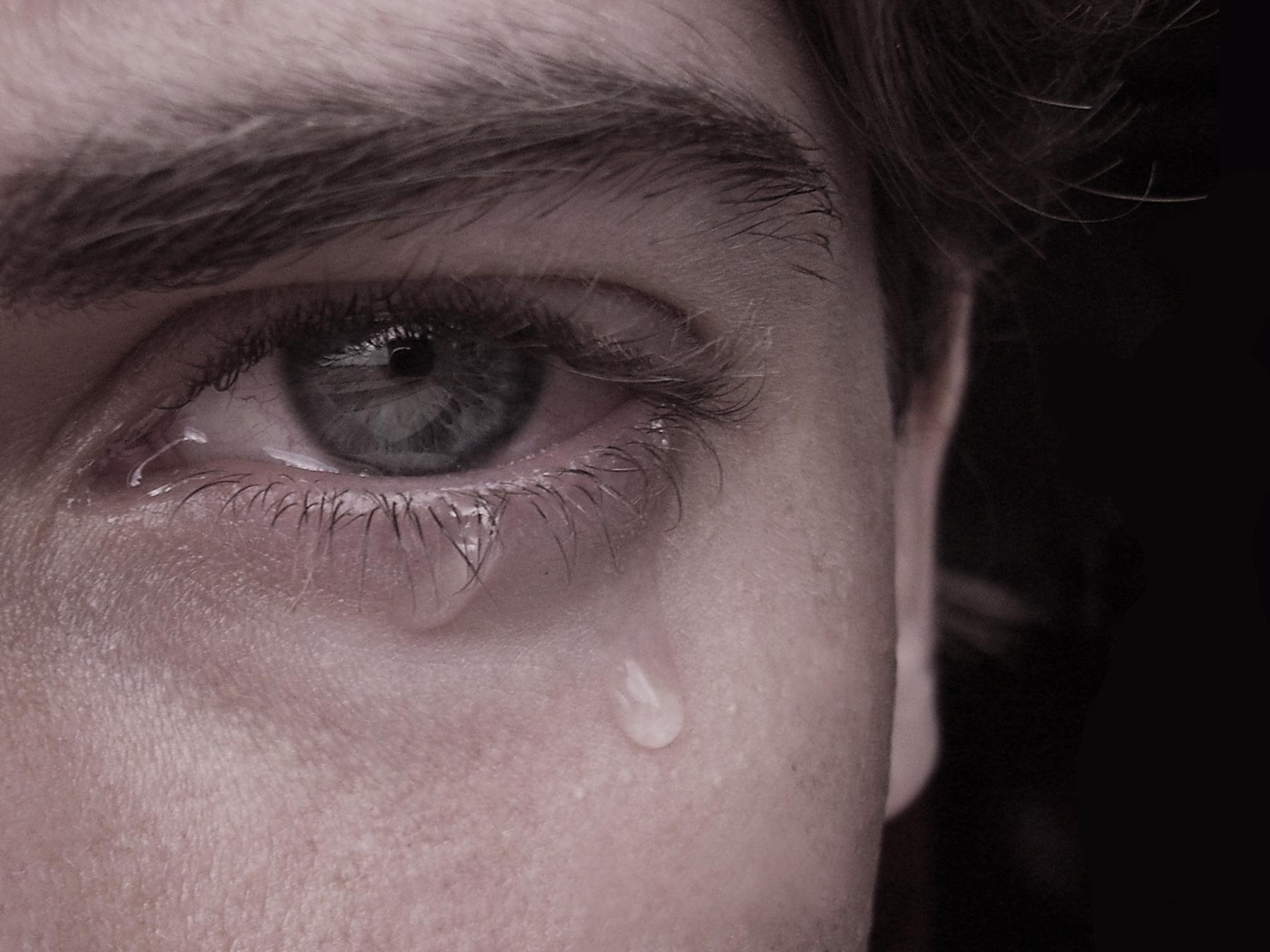 Картинки с плачущими, месяцами