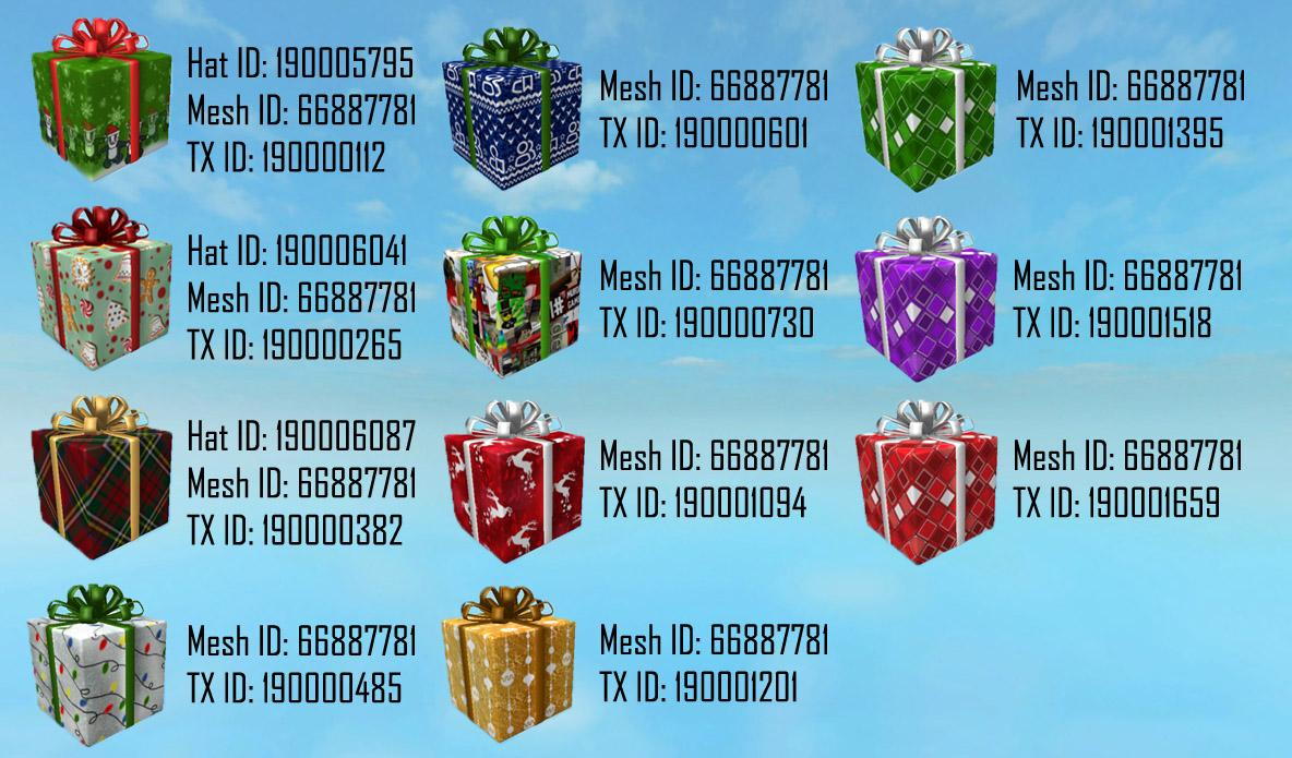"""ROBLOX LEAKS FTW on Twitter: """"Christmas is here! Have 3 ..."""