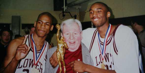 Rare footage of 16yo Kobe dominating in HS Photo
