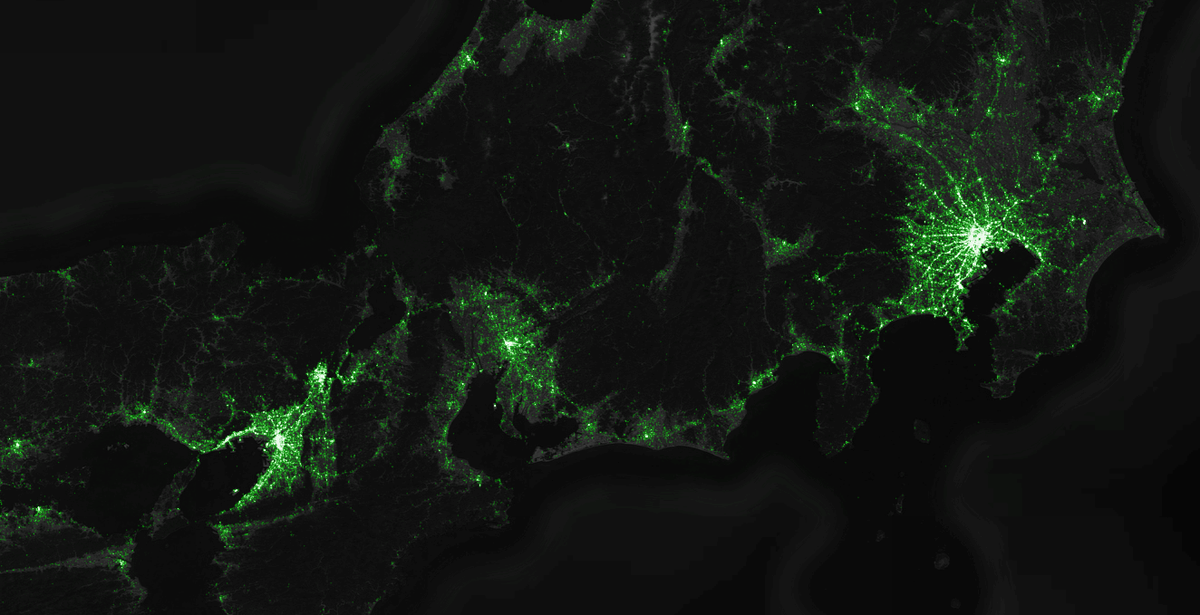 Making the most detailed tweet map ever: https://t.co/PZk5kYTNA1 @enf open sources his tools. http://t.co/GfFnqcK4mC