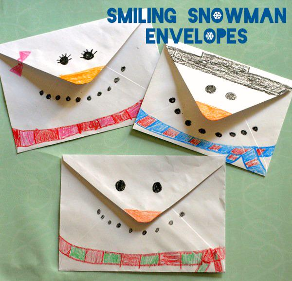 A3: How about getting the kids to color your envelopes like a snowman: http://t.co/CPhVwGWlJk #Hallmark12Gifts http://t.co/ptqJ9ogKiy