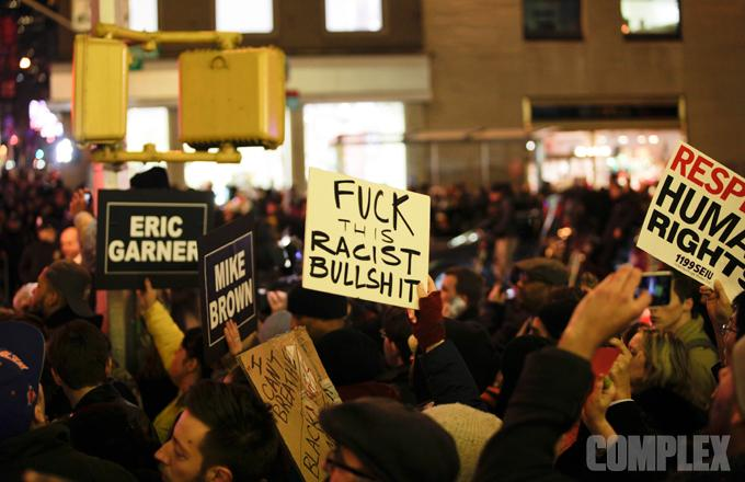 Here's what New York City looks like following the #EricGarner decision: http://t.co/vbelt2dfEq http://t.co/wz5nCdUXuu