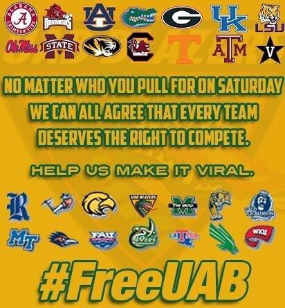 #FreeUAB Worked.  Would #FreeBU Have, Too?