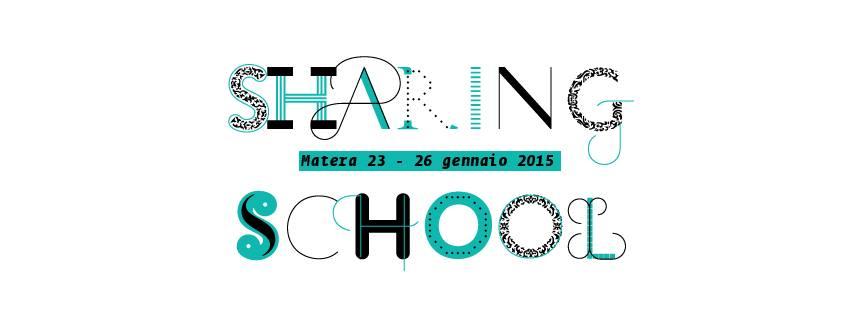 Aperte le iscrizioni della prima scuola di #sharingeconomy in italia! #matera 23-26 gennaio. http://t.co/pT8bPilaSA http://t.co/f1IxrhkT3S