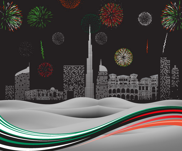 Celebrating the 'Spirit of the Union', we salute the leadership and people of the nation on the #UAE43 National Day http://t.co/oxeOPGcO9B
