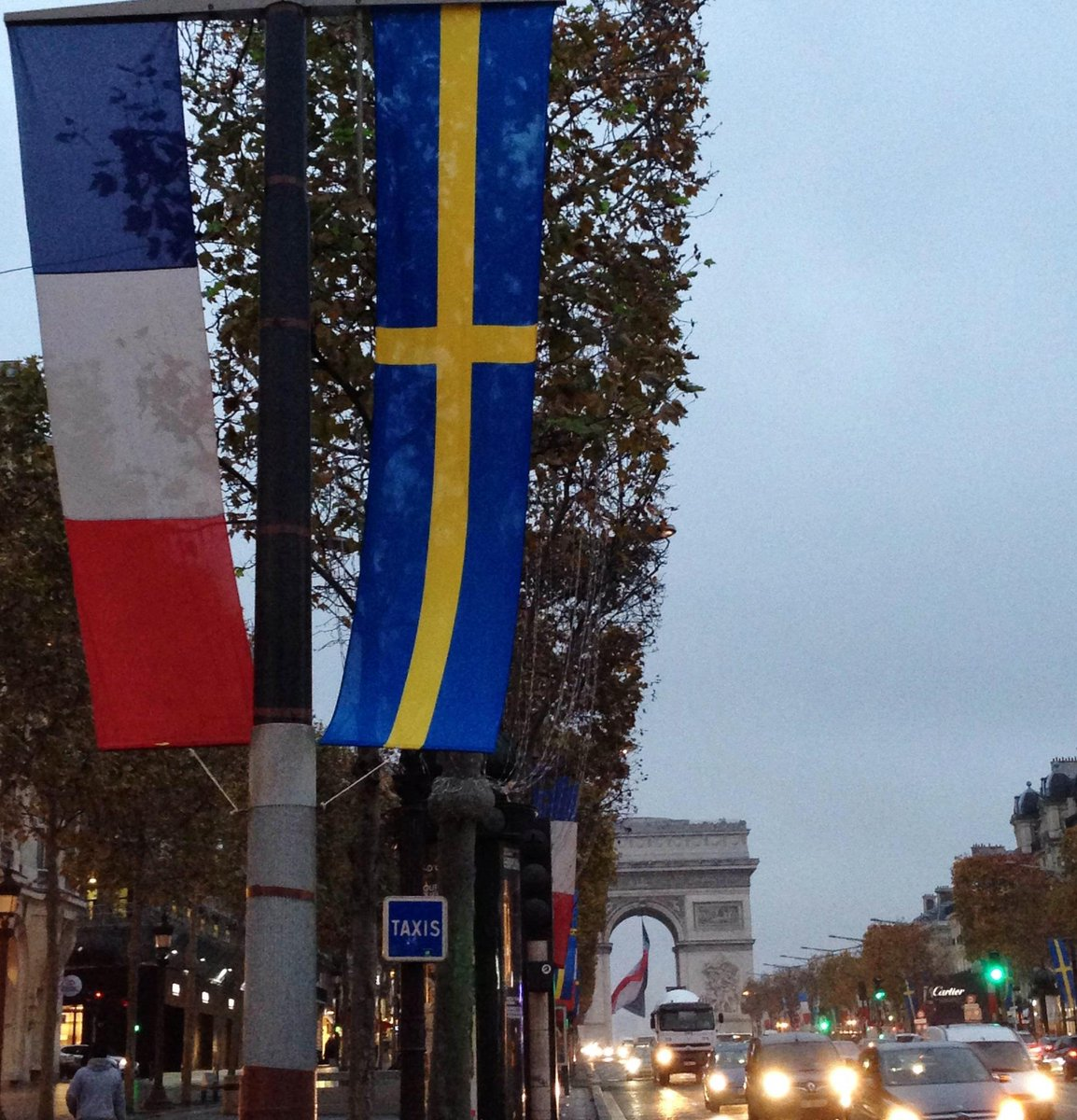 Thumbnail for Statsbesök till Frankrike 2-4 december 2014