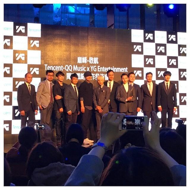 02122014 Preview Yang Hyun Suk, G-Dragon, Taeyang, Kang