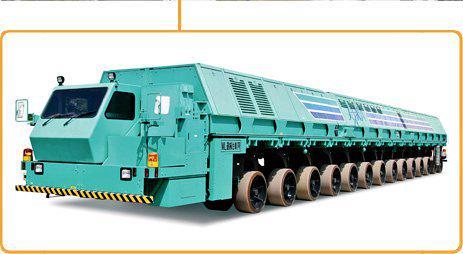 御参考: 世界で唯一のロケット専用運搬車! 「ドーリー」は縁の下の力持ち >三菱重工グラフ|Meet MHI http://t.co/QIj7yVP040 http://t.co/q5IU1aXABQ