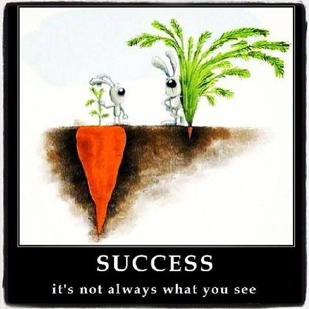 Don't judge what you can't see. #QuoteOfTheDay http://t.co/CHJ7iBHK3A