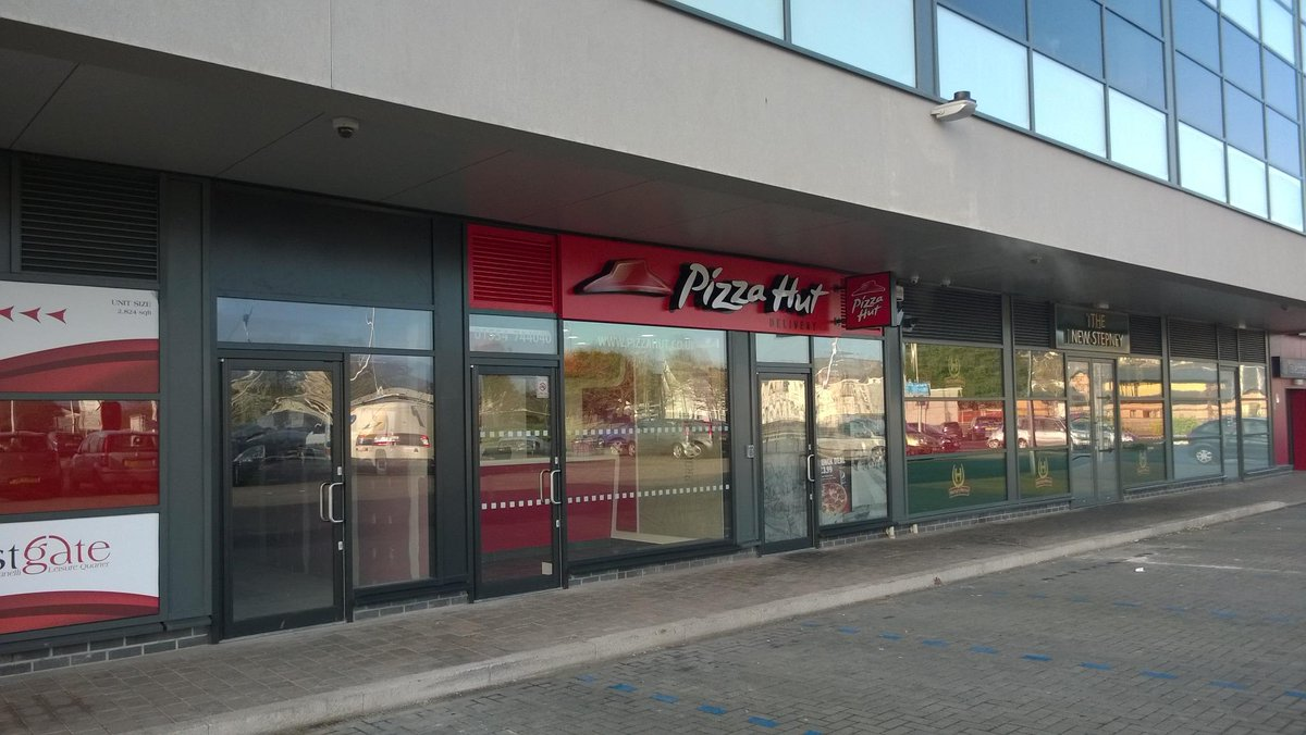 Ej Hales On Twitter Pizza Hut Delivery Opens At Eastgate
