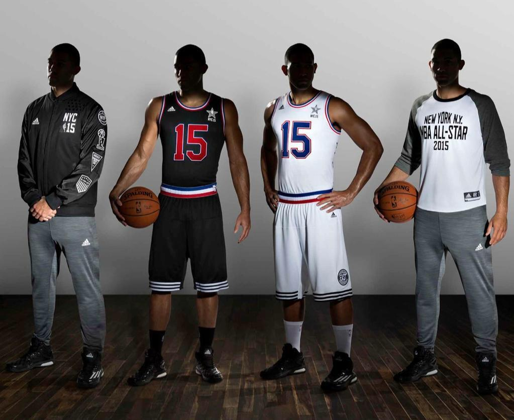 33ce2fbf5aa 2015 All-Star Game Jerseys Revealed - Message Board Basketball ...