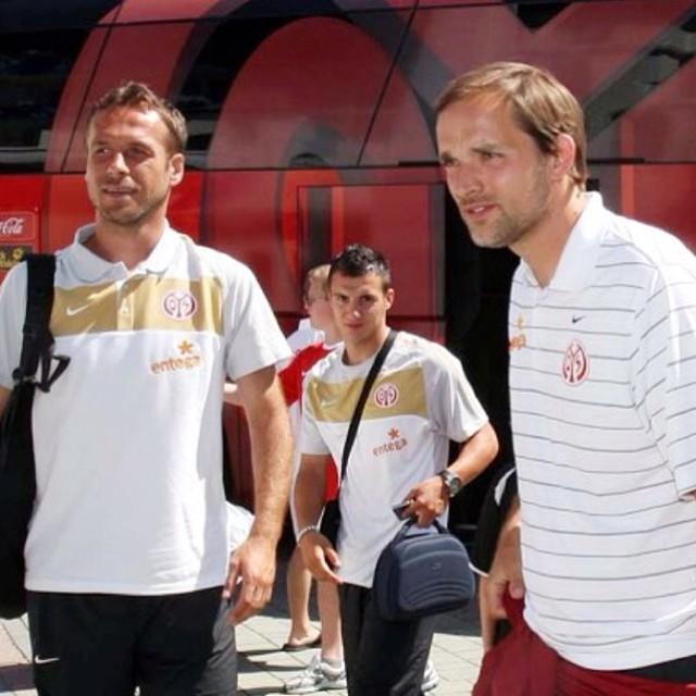 Gjorgiev back in his Mainz days