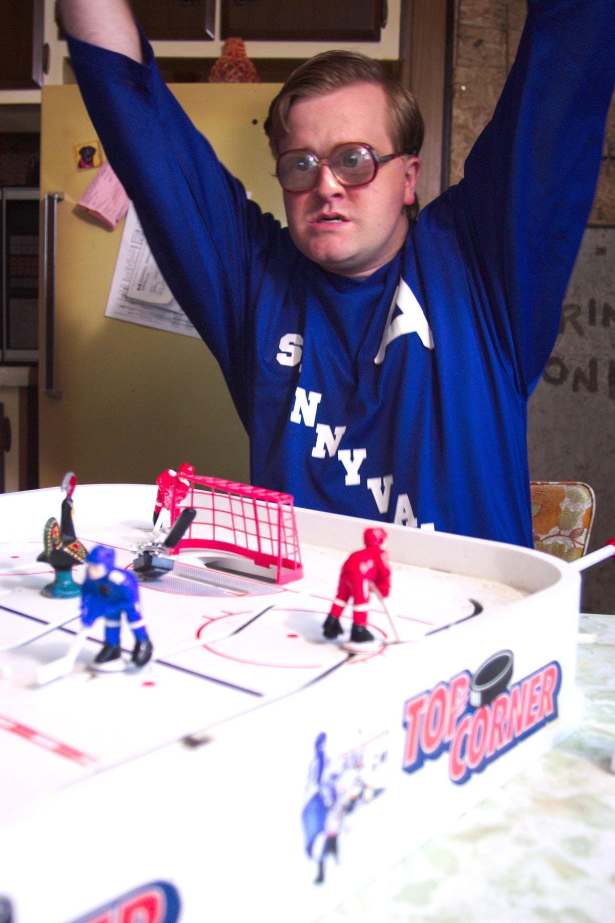 Trailer Park Boys Sunnyvale Hockey Jersey Ricky