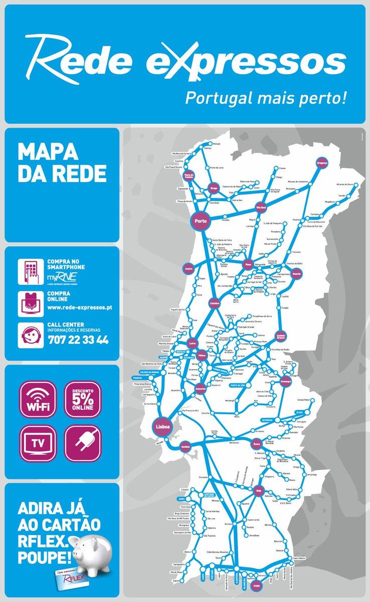 rede expressos porto mapa Rede Expressos on Twitter: