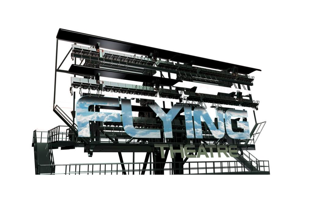 """What a ride!  """"This is a big year for our Flying Theatre."""" ~ @DynAttractions   http://t.co/YTLomyBE0n http://t.co/qZncoU5UGW"""