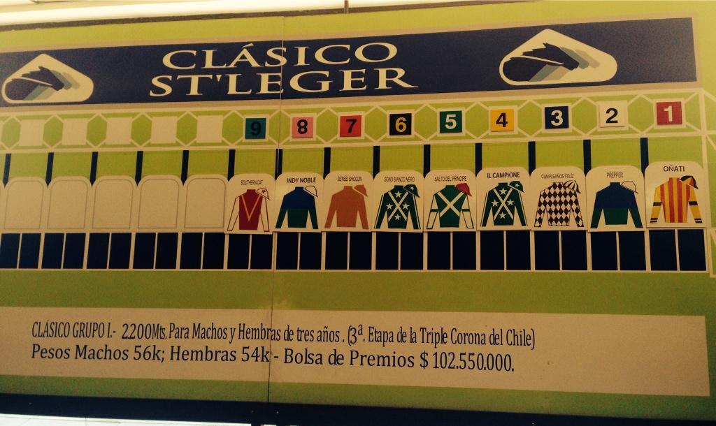 CLASICO ST LEGER GRUPO 1, LA CARRERA DEL AÑO B33fxb4IAAA-2h9