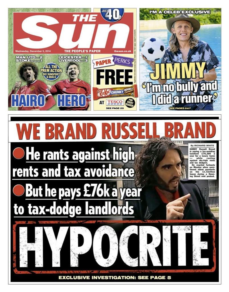 Hey @TheSunNewspaper, @rupertmurdoch I'm gonna sue you and give the money to #NewEraEstate and JFT96 http://t.co/ouDQ5kY9lC