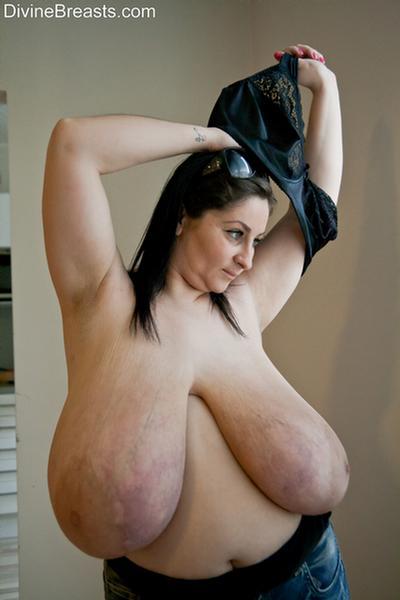 Big boob play