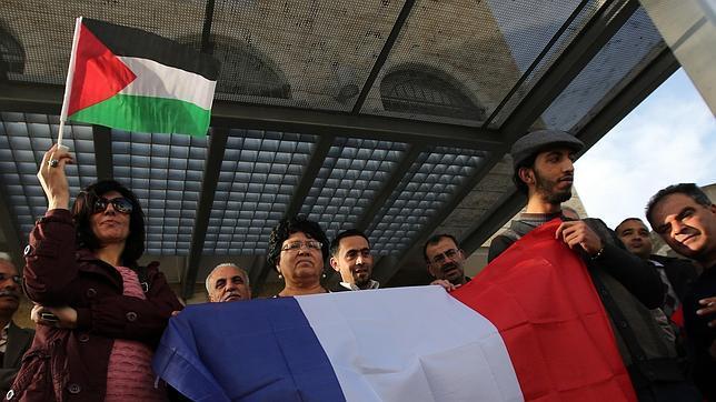 Francia il parlamento riconosce palestina come stato for Oggi parlamento diretta