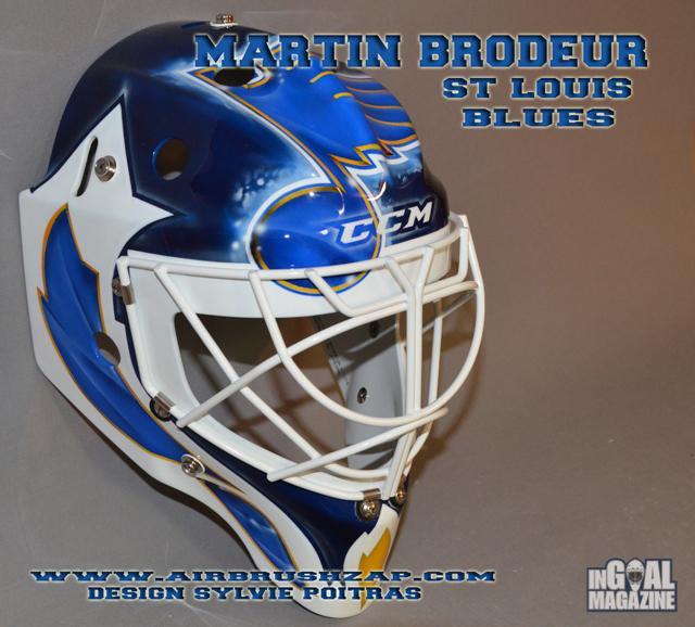 Ingoal Magazine On Twitter Martin Brodeur Knew A St Louis Blues