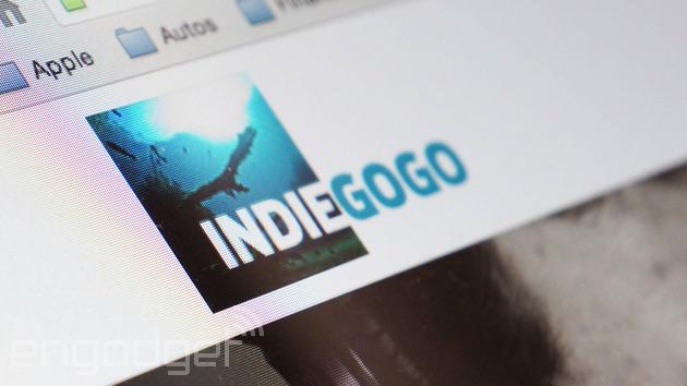 Indiegogo's crowdfunding insurance pays you back if projects go bust