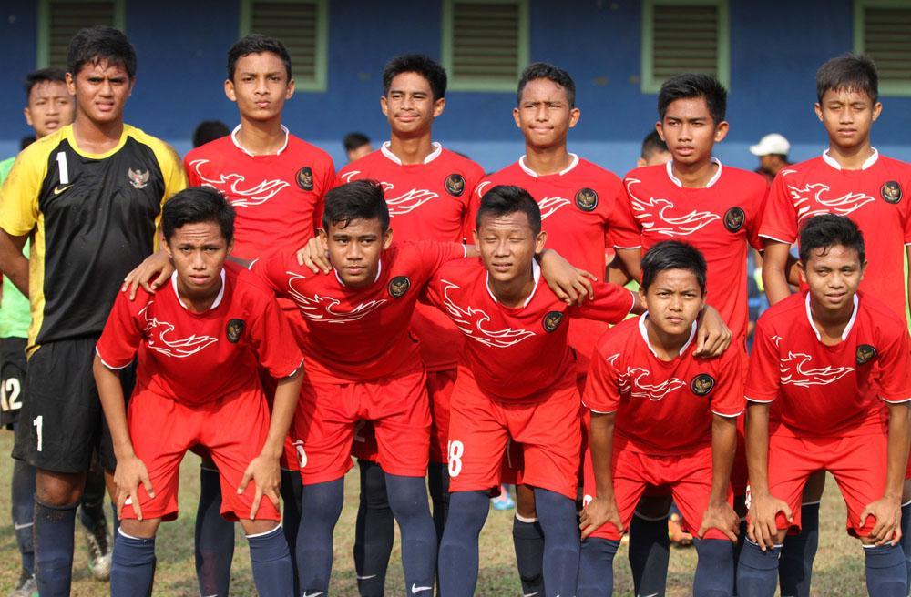 Daftar Skuat Timnas indonesia U-16 2014